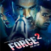 Mp3 Songs of movie Force 2