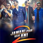 Jawani Phir Nahi Ani 2 mp3 songs