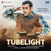 Mp3 Songs of movie Tubelight