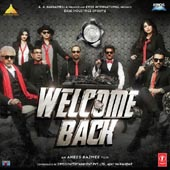 Mp3 Songs of movie Welcome Back
