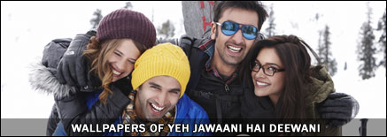 Wallpapers of Yeh Jawaani Hai Deewani