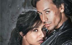 Poster of movie Baaghi